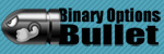 Binary Options Bullet Logo